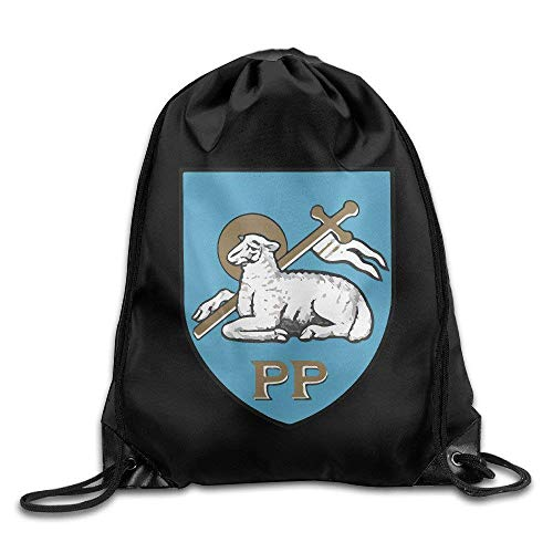 with Her Sport Backpack Drawstring Print Bag ()