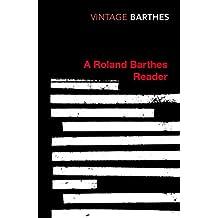 A Roland Barthes Reader