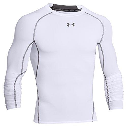 Under Armour Herren Kompressions-Shirt UA HeatGear Armour, langärmliges Funktionsshirt, atmungsaktives Langarmshirt für Männer