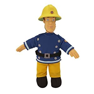 Fireman Sam collectable 8 soft toys Now you can act out your fire fighting adventures with Sam in Fireman Uniform