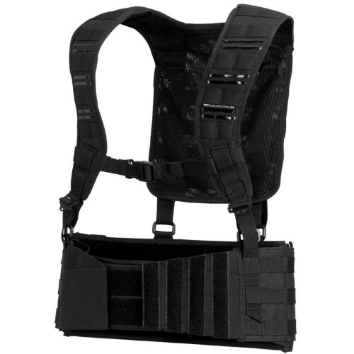 Dye Dye Tactical – Chaqueta Harness Negro