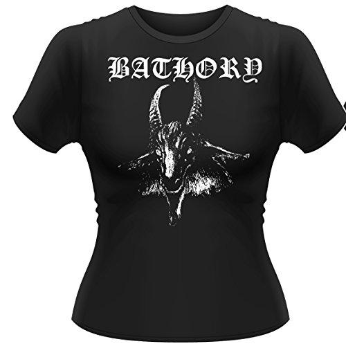 Bathory Goat Girl-Shirt schwarz M