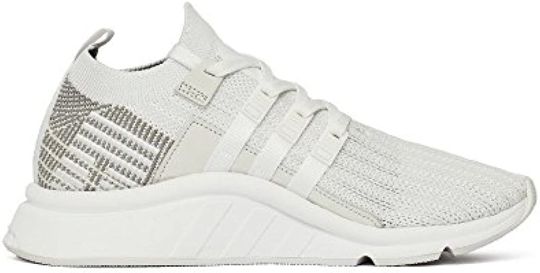 Adidas Originals EQT Equipment Support Mid ADV PK, FTWR White-FTWR White-Grey One, 11,5