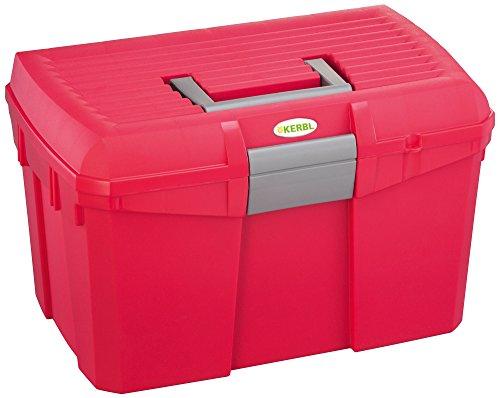 Lila günstig kaufen Kerbl 321765 Putzbox Pferdepflege & -putzzeug Reit- & Fahrsport-Artikel