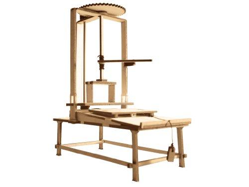 Revell 00507 - Leonardo da Vinci: Druckpresse