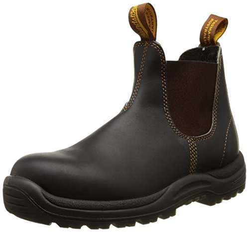 Blundstone Steel Toe Cap, Unisex Adults SRC Safety Boots, Brown (Brown), 9...