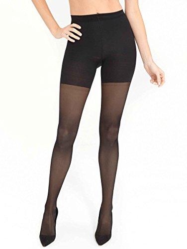 Spanx-nylon-strumpfhosen (Spanx Luxe Leg Sheers Shaping-Strumpfhose 15-DEN Damen)