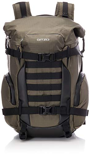 Gitzo Adventury - Mochila para cámara réflex digital de 30 l, verde, GCB GCB AVT-BP-30