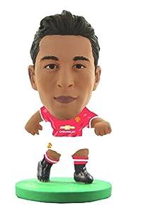 Fútbol Starz SOC 962 - Manchester United Matteo Darmian - Equipo para el hogar,