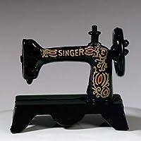 efco – Miniatura nostálgico máquina de Coser, Negro, ...