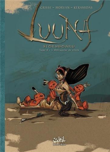 Luuna T08 - L'attrapeur de rêves