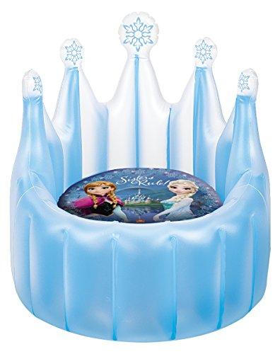 Disney Frozen - Trono-sillón Hinchable (Mondo 16650)