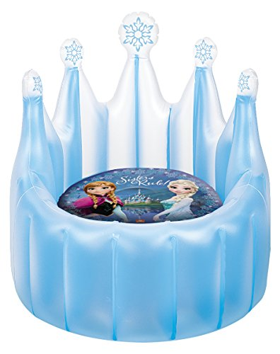 Mondo 16650 - Sedia Gonfiabile, Frozen Trono