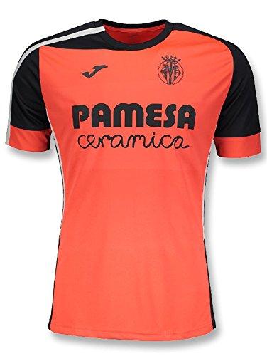 Joma - Villarreal Camiseta ENTRENO 18/19 Color: Anaranjado Talla: M