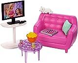 Barbie Mobilier coffret d'intér...