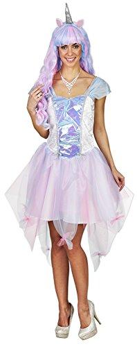 Einhorn Alina Kostüm für Damen - Gr. 32 - Feen Welt Kostüm