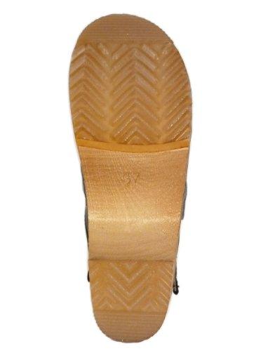 Blu Disegno Legno Chiaro Buxa Scarpe Pelle E Unisex vcHBYq