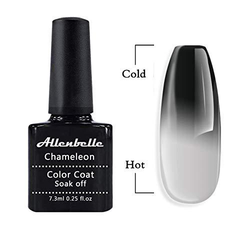 Allenbelle Smalto Semipermanente Camaleonte Nail Polish UV LED Gel Unghie 7.3ml 5772