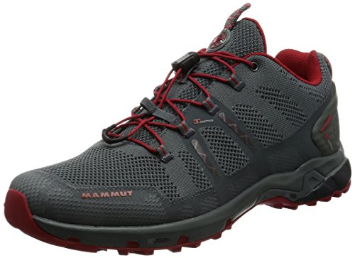 Mammut T AEGILITY LOW grey/lava
