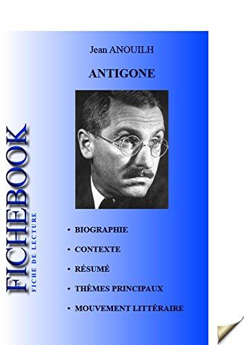 Fiche de lecture Antigone
