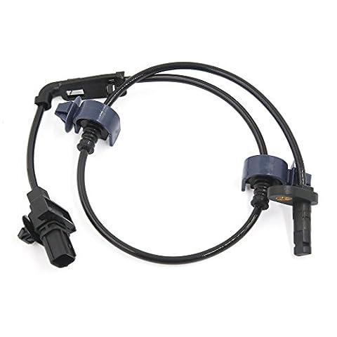 sourcingmap® Neu Vorne Rechts Reifen Geschwindigkeitssensor ABS 57450SNA003 für Honda Civic 2006-2011