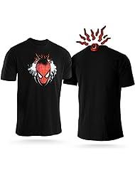 Kribbeln Elektronische Spidey Sense Shirt - X LARGE