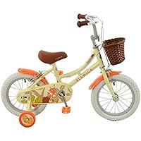 Elswick Girls' Freedom Heritage Bike - Cream, 3-5 Years