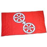 Fahne / Flagge Mainz NEU 150 x 250 cm Fahnen Flaggen