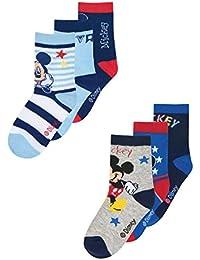 Mickey Mouse - Calcetines hasta la rodilla - para niño
