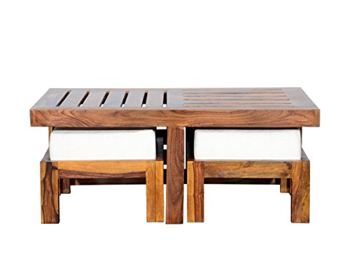 Altavista Perk Coffee Table (Brown)  available at amazon for Rs.6290
