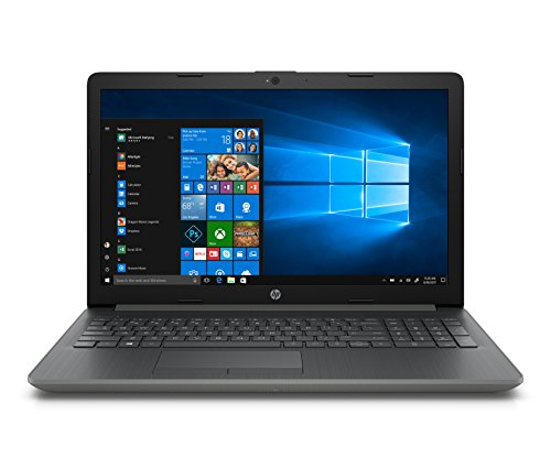 HP 15-da0400tu 15.6-inch Laptop (7th Gen Core i3-7020U/8GB/1TB/Windows 10, Home/Intel HD 620 Graphics), Smoke Gray