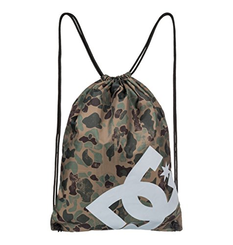 DC Shoes Cinched - Drawstring Backpack - Rucksack - Männer - ONE SIZE - Braun -