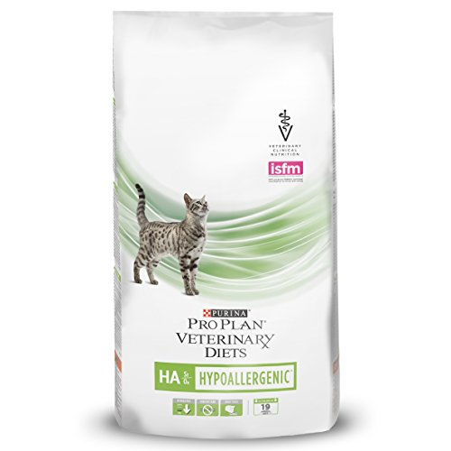 PRO PLAN VETERINARY DIETS Feline HA Hypoallergenic Dry Cat Food 1.3kg