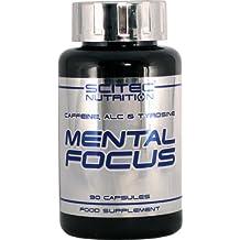 Scitec Mental Focus Fórmulas de Pre-Entrenamiento - 90 gr