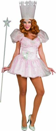 rer von Oz sexy Frauen (Glinda Den Zauberer Von Oz Kostüm)
