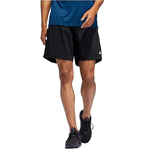 adidas Herren OWN The Run SH Sport Shorts, Black, L/7 Zoll