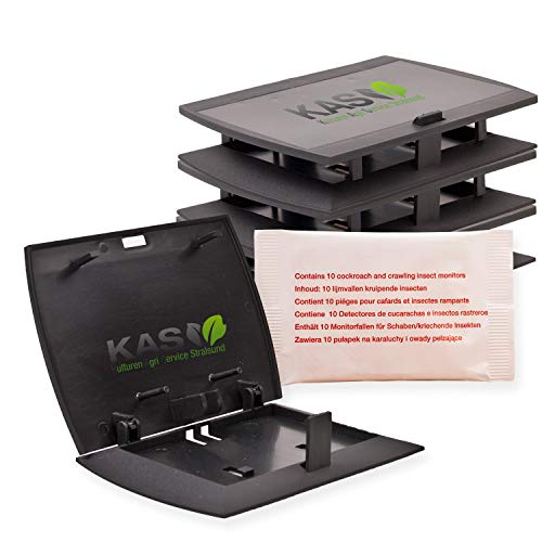 KAS - Insektenmonitor (4, mit 10 Klebeböden)