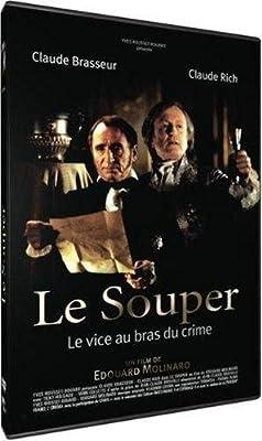 Le souper [FR IMPORT] [Jean-Claude Brisville]