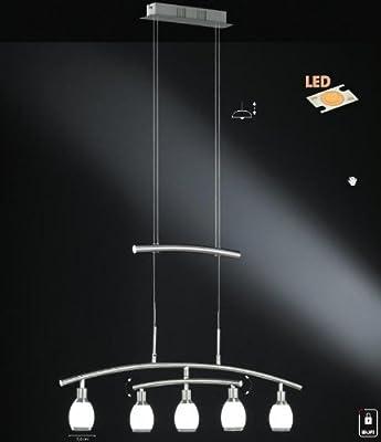 WOFI Pendelleuchte, Hängelampe und LED-Pendel 7886.05.64.0000 von WOFI auf Lampenhans.de