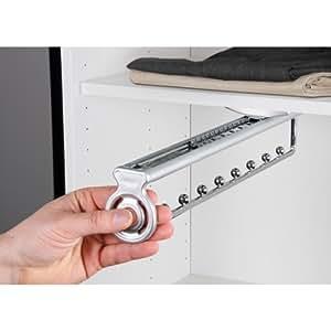 bremermann tringle t lescopique pour le repassage et les vestes cuisine maison. Black Bedroom Furniture Sets. Home Design Ideas