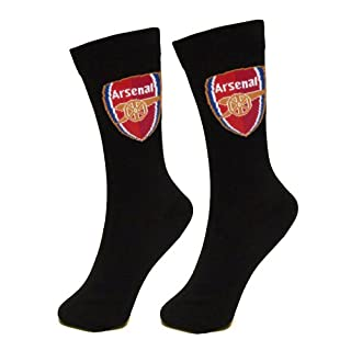 Arsenal F.C. Official 1 Pack Socks Mens 6-11