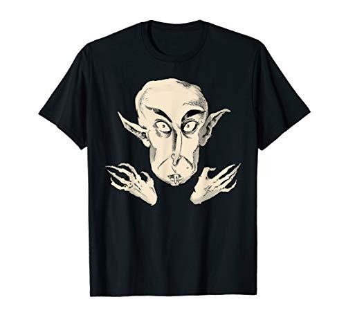 Stilles Vampir-Monster T-Shirt