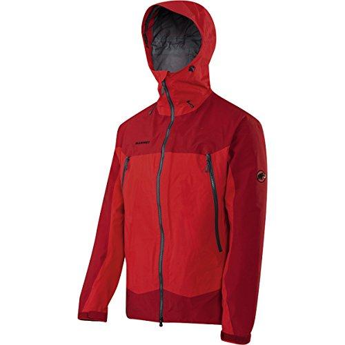 Mammut Meron Jacket Men - Alpinjacke inferno red 3228