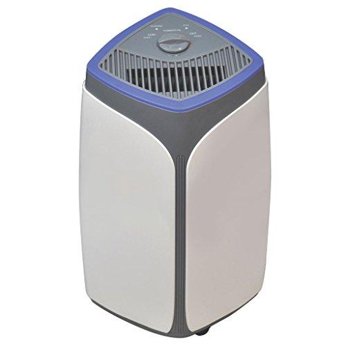 Prem-I-Air EH1504EU 10 L 'Esquina 10' Compressor Dehumidifier, 1.5 liters