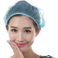VENI MASEE Non-Woven Haar Einweg Cap, für Salon, Spa, Food, Electronic Industry, Workshop, Farbe für weiß/blau... preisvergleich bei billige-tabletten.eu
