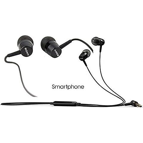 Original Sony Mobile auriculares MH 750 para Sony Xperia Z3 auriculares in-ear-estéreo