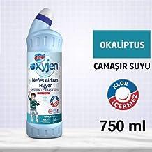 Bingo Oksijen Çamaşır Suyu, Okaliptüs, 750 Ml