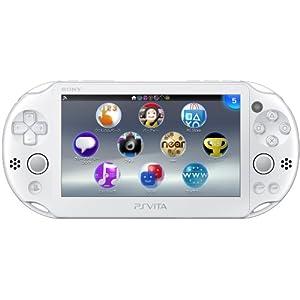 PlayStation Vita Wi-Fiモデル ホワイト (PCH-2000ZA12)【メーカー生産終了】
