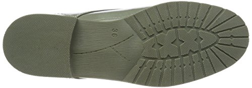 Marco Tozzi Ladies 23203 Oxford Verde (menta Pat. Pettine)