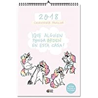 Pedrita Parker 436 - Calendario 2018 de pared para familias